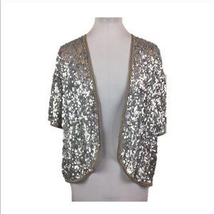 Sequin Jacket/ Bolero